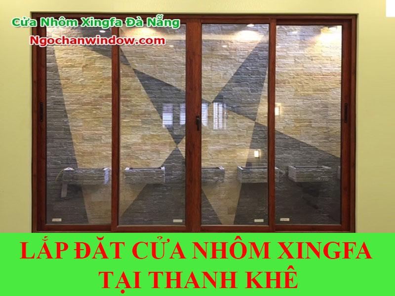lap-dat-cua-nhom-xingfa-tai-thanh-khe